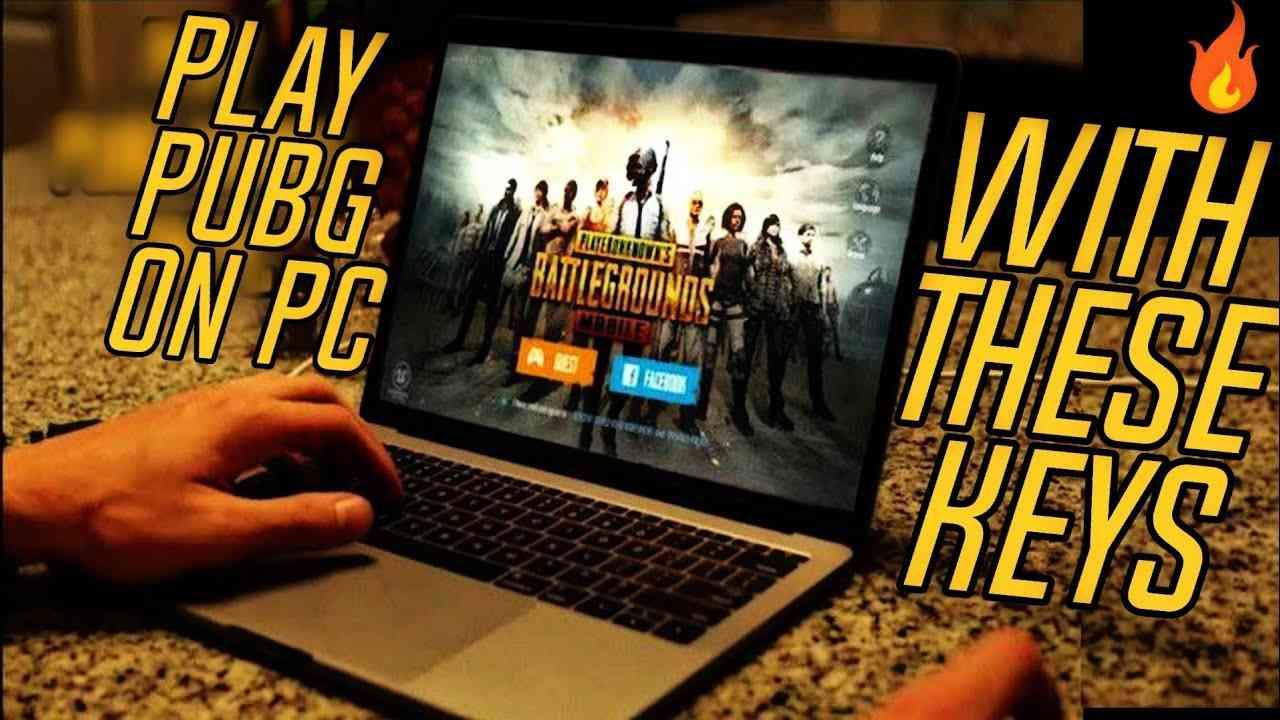 PUBG Keyboard Controls: Computer Me PUBG Ko Control Kaise Kare | PUBG Mobile PC Keys
