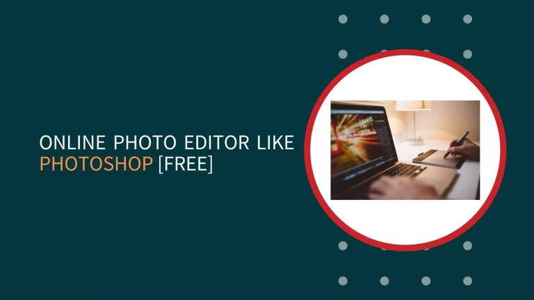 5 Free Best Online Photo Editor Like Photoshop In 2021