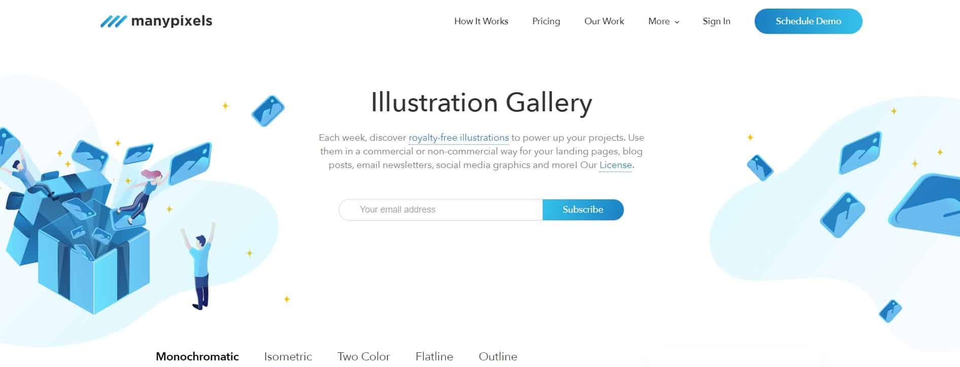 ManyPixels: Unlimited Graphic Design | Get Your Personal Designer
