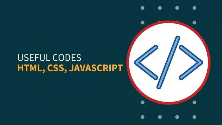 Useful Codes [HTML, CSS, JavaScript] For Blogging To Reduce Plugin & Other Purposes