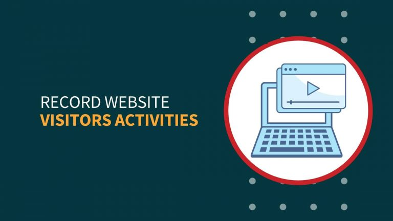 3 Sites To Record Website Visitors Activities For FREE